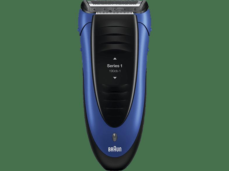 BRAUN Series 1 - 190s Rasierer Blau