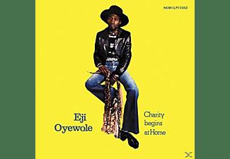Eji Oyewole - Charity Begins At Home  - (Vinyl)