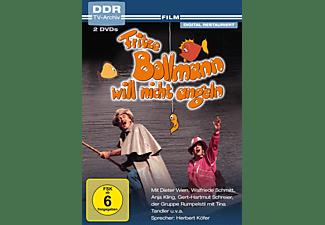 Fritze Bollmann will nicht angeln DVD
