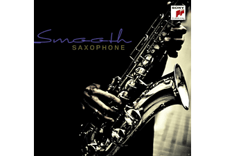 VARIOUS - Smooth Saxophone - (CD)