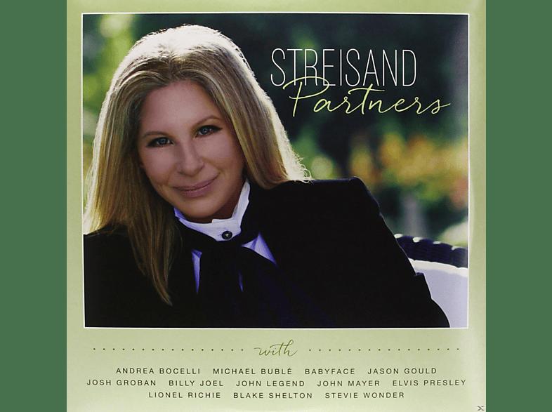 Barbra Streisand - Partners [LP + Bonus-CD]