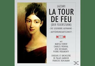 Choeurs Et Orchestre, De Palais Garnier, Francois Ruhlmann - La Tour De Feu (Der Feuersturm)  - (CD)