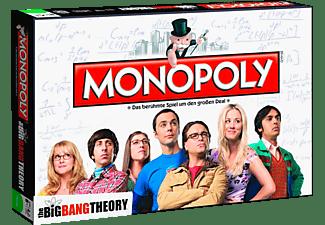 WINNING MOVES Monopoly Big Bang Theory Brettspiel Mehrfarbig