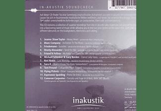 VARIOUS - Der In-Akustik Soundcheck  - (CD)