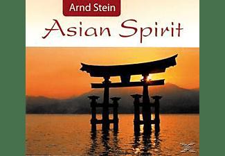 Arndt Stein - Asian Spirit  - (CD)