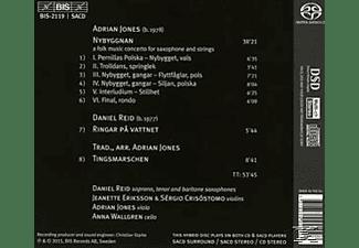 Reid Daniel/Eriksson - Nybyggnan  - (SACD)