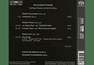 Christian Immler - Georges Starobinski - Im schönen Strome  - (SACD)