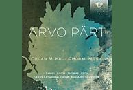 VARIOUS - Organ Music. Choral Music [CD]