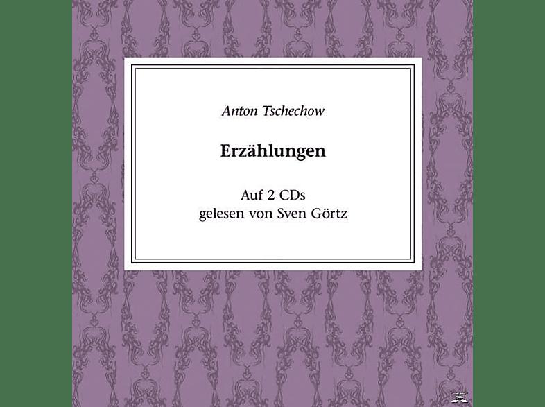 TSCHECHOW,ANTON,GEL.VON GÖRTZ,S. - Erzählungen - (CD)