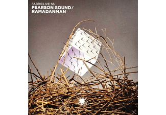 Pearson Sound & Ramadanman - Fabric Live 56 - (CD)