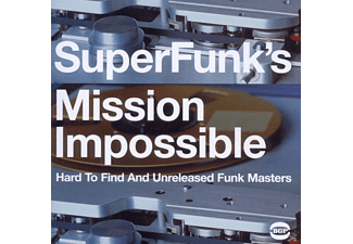 VARIOUS - Super Funk's Mission Impossible - (CD)