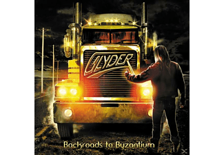 Glyder - Backroads To Byzantium  - (CD)