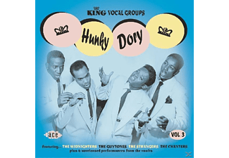 VARIOUS - Hunky Dory: King Vocal Groups 3  - (CD)