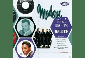VARIOUS - Modern Vocal Groups 5  - (CD)