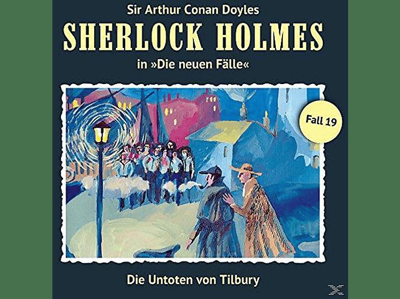 Various - Sherlock Holmes - Die Untoten Von Tilbury (Neue Fälle 19) - (CD)