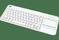 LOGITECH K400 Plus, Tastatur