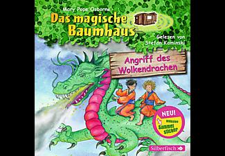 Das Magische Baumhaus - Angriff Des Wolkendrachen  - (CD)