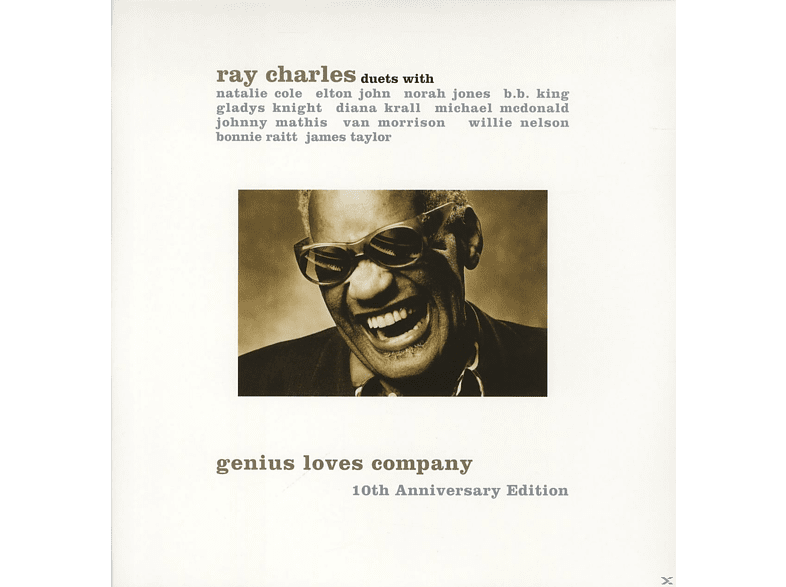 Ray Charles, VARIOUS - Genius Loves Company - 10th Anniversary Deluxe Edition [Vinyl]