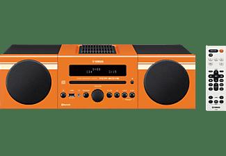 YAMAHA MCR-B043 Micro Anlage (Orange)