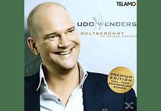 Udo Wenders - Weltberühmt (In Meinem Herzen)-Premium Edition  - (CD)