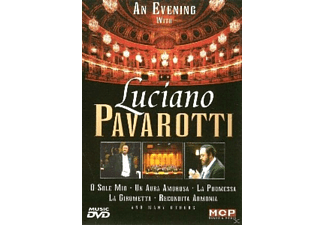 Luciano Pavarotti - An Evening With Luciano Pavarotti  - (DVD)