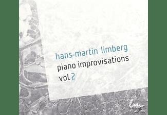 Hans & Martin Limberg - Piano Improvisations Vol.2  - (CD)