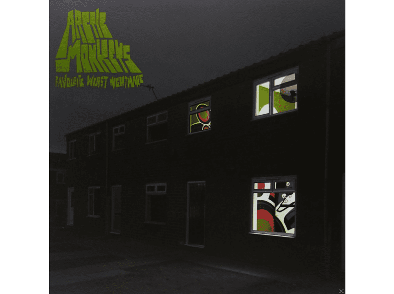 Arctic Monkeys - Favourite Worst Nightmare [Vinyl]