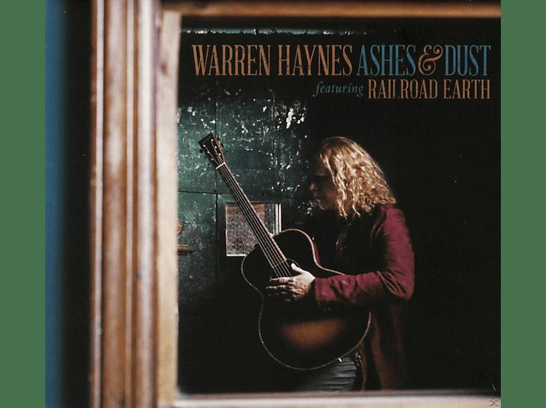 Warren Haynes, Railroad Earth - Ashes & Dust (Featuring Railroad Earth) [CD]