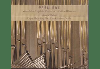 Martin Weber - Winterhalter-Orgel St.Gebhard  - (CD)