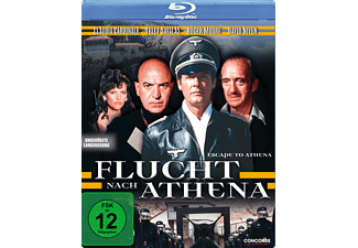 FLUCHT NACH ATHENA Blu-ray