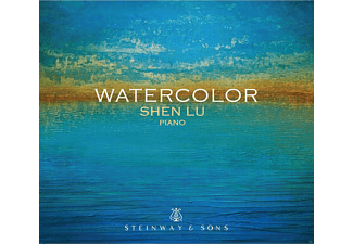 Shen Lu - Watercolor  - (CD)