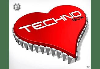 VARIOUS - Techno Box  - (CD)