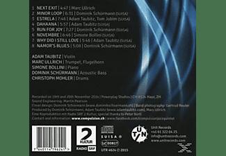 Compulsion Jazz Quintett - Dahaana  - (CD)