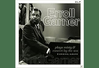 Erroll Garner - Plays Misty+Concert By The Sea  - (Vinyl)