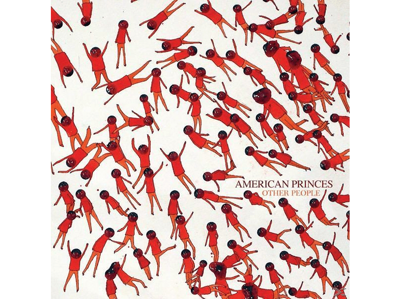 American Princes - Other People [CD]
