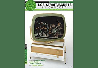 Los Straitjackets - IN CONCERT!  - (DVD)