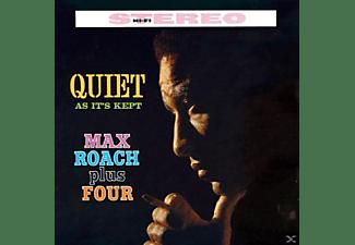 Max Roach - Quiet As It's Kept  - (CD)