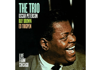Oscar Peterson, Oscar Trio Peterson - Trio-Live From Chicago  - (CD)