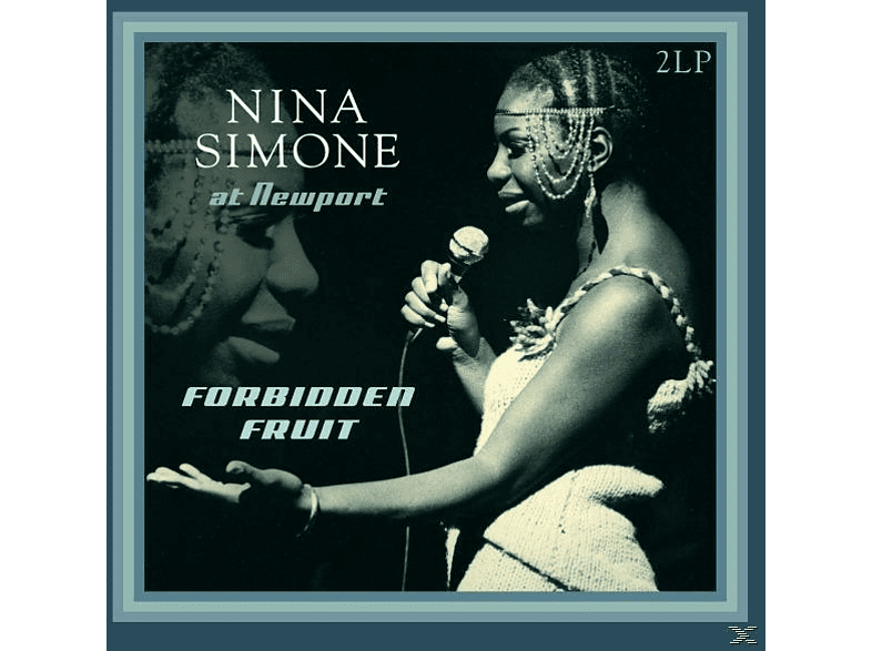 Nina Simone - AT NEWPORT/FORBIDDEN FRUIT [Vinyl]