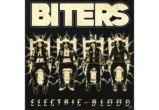 Biters - Electric Blood - (Vinyl)