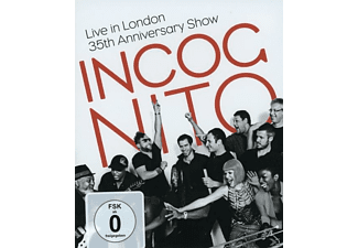 Incognito - Live In London-35th Anniversary Show - (Blu-ray)