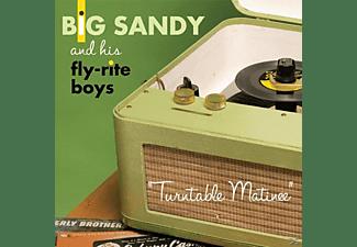 Big Sy - Turntable Matinee  - (CD)