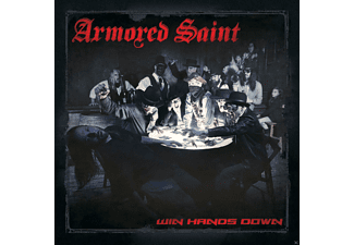 Armored Saint - Win Hands Down (Special Edition + Aufnäher) - (CD)