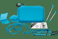 BIGBEN Zubehör Paket Essential N3DS sortiert , Zubehör-Set, Rot/Hellblau/Grau/Schwarz/Lila