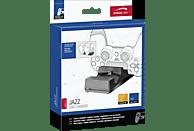 SPEEDLINK JAZZ USB Ladestation PS4, Schwarz