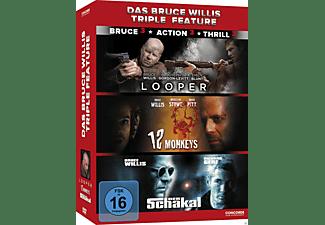 Das Bruce Willis Triple Feature DVD