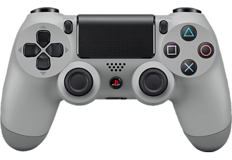 SONY PS4 Wireless DualShock 4 Controller 20th Anniversary Edition Grau, DUALSHOCK®4 Controller, Grau