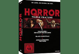 Horror Triple Feature DVD