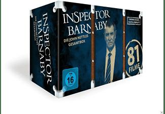 Inspector Barnaby - Die John Nettles Gesamtbox  DVD + CD