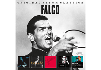 Falco - Original Album Classics [CD]